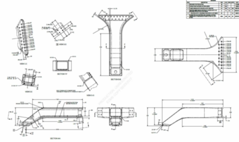 CAD/CAM DWG