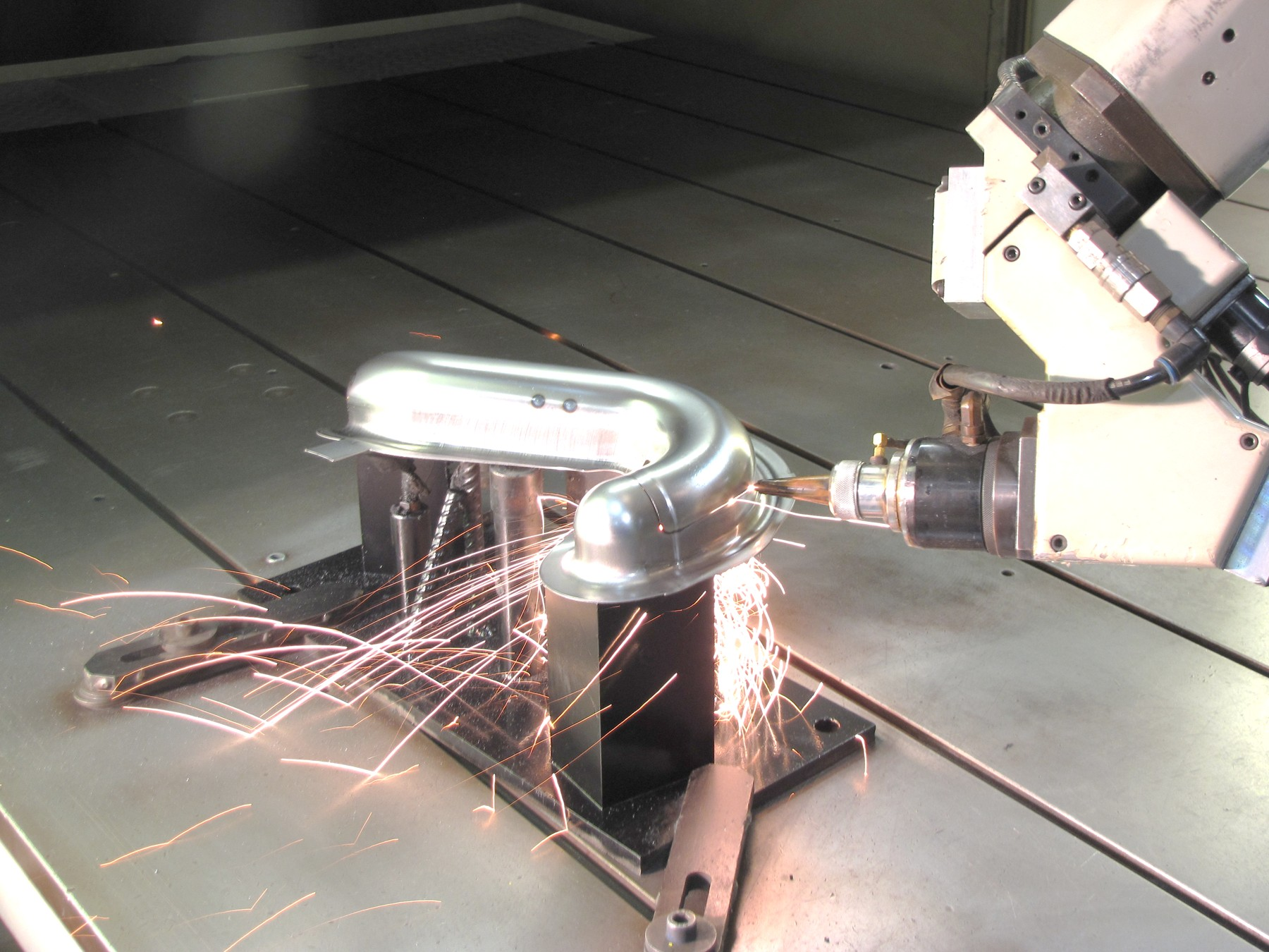 Laser Cutting 5axis